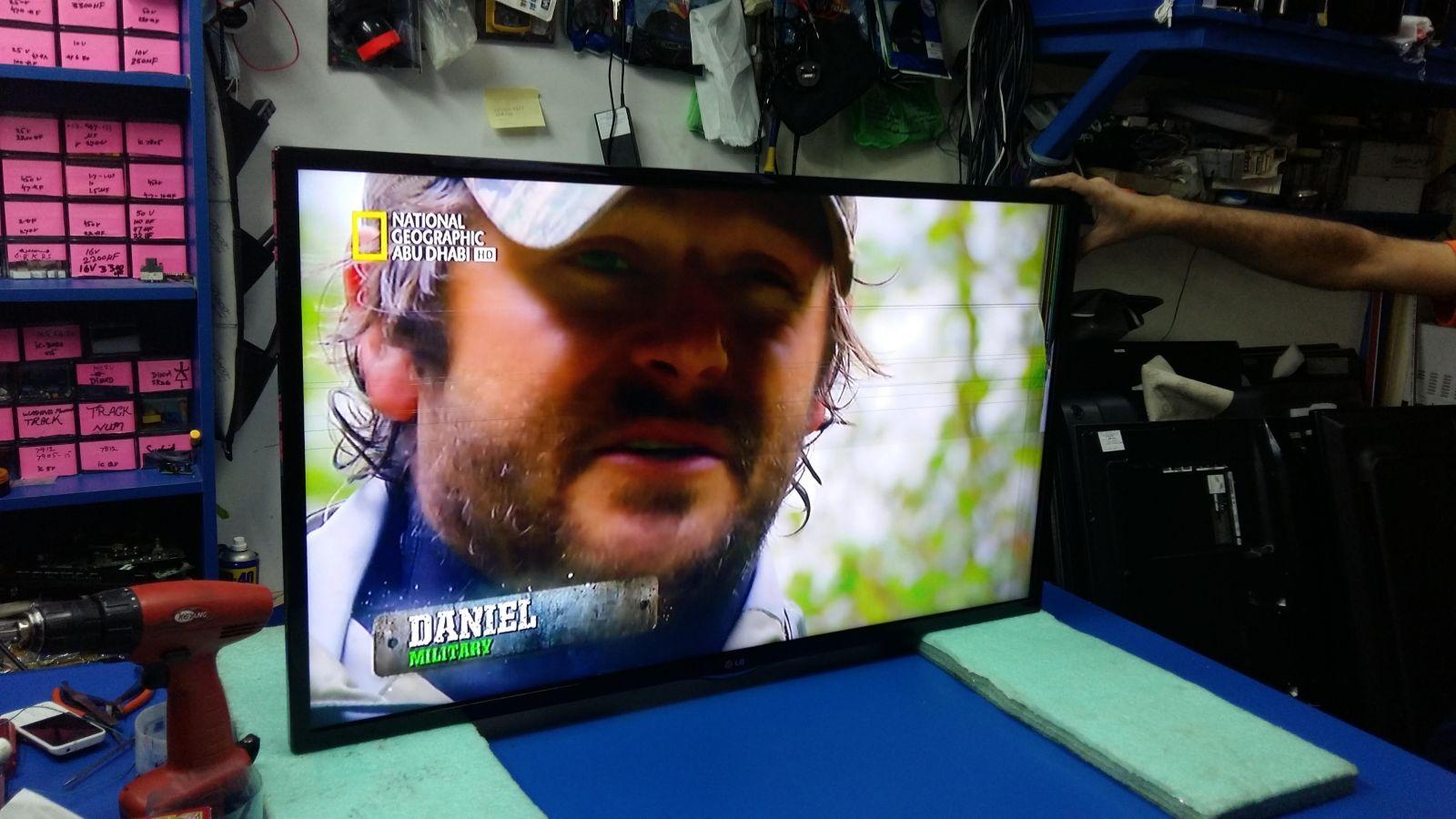 sharp led tv smart tv repair service